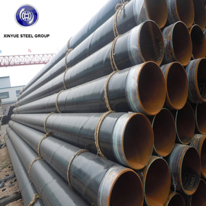 the leading factory of awwa c200 steel pipe with anti-corrosion