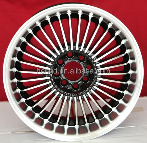 16 INCH High quality car aluminum alloy wheel