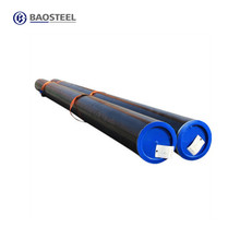 High Temperature Beveled End seamless Steel Boiler Pipe astm a 335 p9 seamless steel alloy boiler pipe and tube