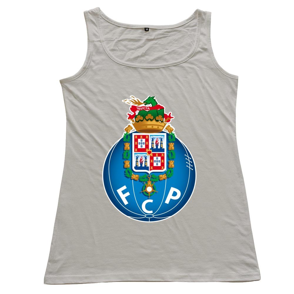 cdce5cca4920e9 2015 New Nice F.C. Porto 100 % Cotton O Neck Tank for Women s for Sale Tank