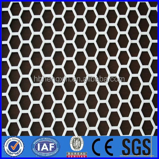 2016 best selling stock cheap decorative laser cut perforator fencing panels perforated metal