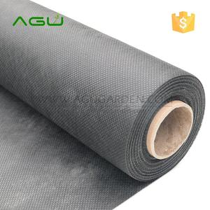Low price non woven needle punched geotextile for slope protection