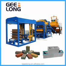 QT4-15 automatic concrete block making machine for concrete block