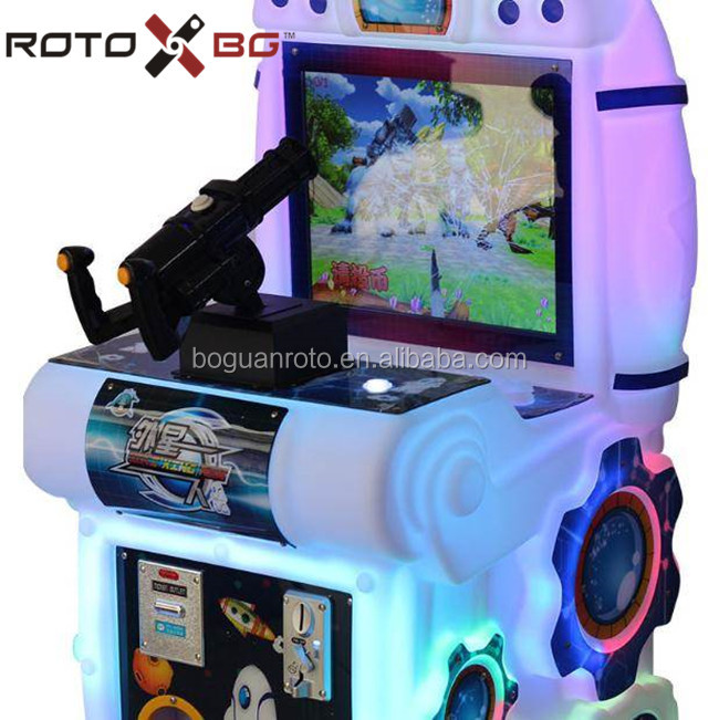 Factory Prijs Kids Amusement Arcade Board Video Game arcade machine shell