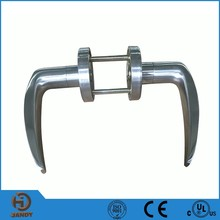 Low Cost Chinese Brass Hardware Door Handle For Door