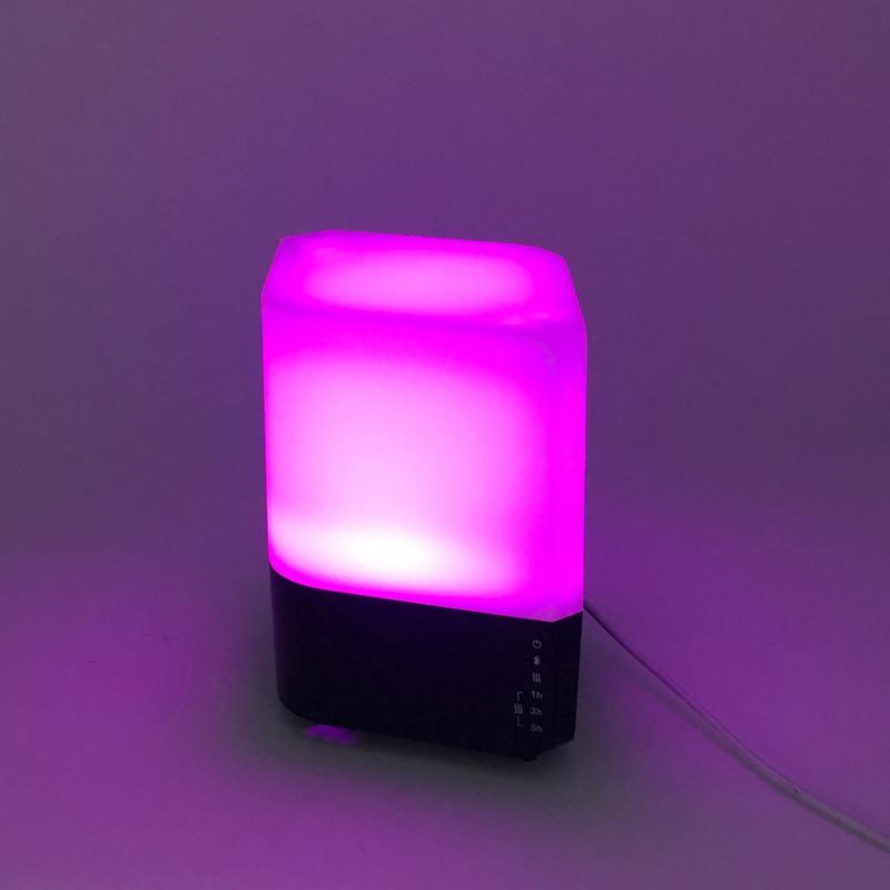 2018 200ml Electric Cool Mist Bluetooth Speaker Aroma Diffuser