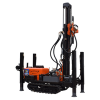 water rig drilling truck/well drilling/core drilling machine price manufacture factory