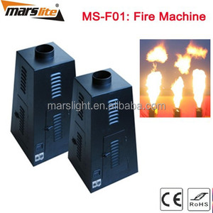 Stage dmx fire machine/ stage effect flame projector