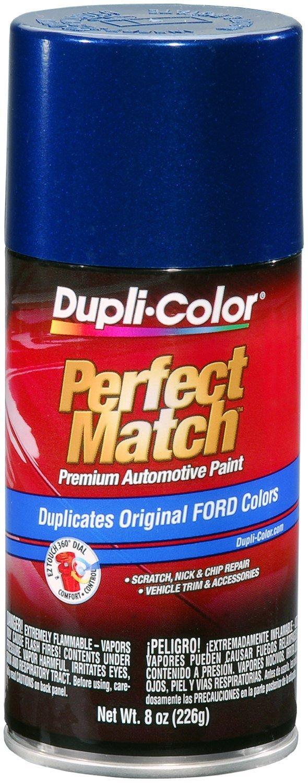 Dupli-Color BFM0340 Royal Blue Ford Exact-Match Automotive Paint - 8 oz. Aerosol