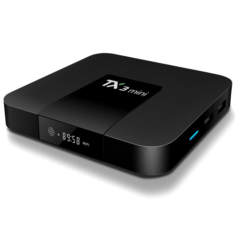Alibaba.com / Amlogic S905W Quad core tv box tx3 mini 16GB Android 7.1 Amlogic S905W tv box tx3 mini 2.4G WIFI tv box tx3 mini 2gb