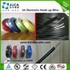 UL 1007, 22 AWG, 17 Strands, 300V, Tinned Copper, PVC, Hook-Up Wire
