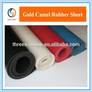Floor Embossed Rubber Sheet