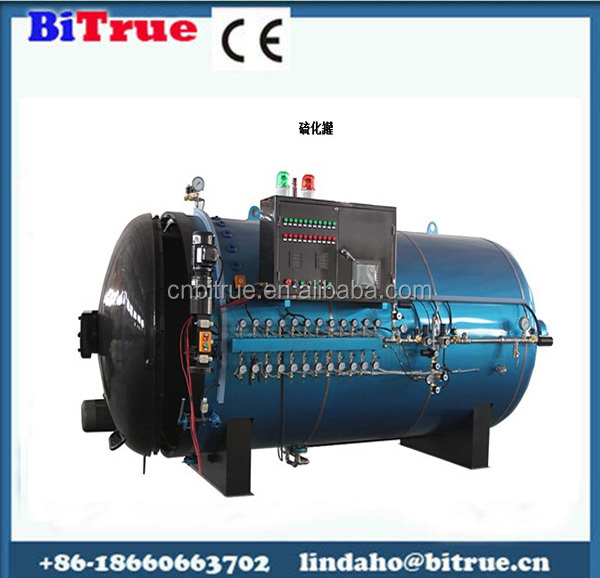 tire retreading machine/Tyre Vulcanizing Tank