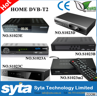 SYTAHD DVB-T2 <strong>Set</strong> <strong>top</strong> box terrestrial digital television <strong>TV</strong> receiver DVB T2 <strong>tuner</strong> with DVB-T MPEG-2 MPEG-4 H.264