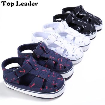 14ba0125d Toddler Baby Boy Girl Summer Infant Soft Crib Shoes 0-6 6-12 12-18 ...