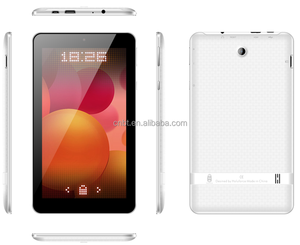Bulk wholesale android OS Quad Core RK3126 7 inch Tablet from China Tablet  PC Manufacturer