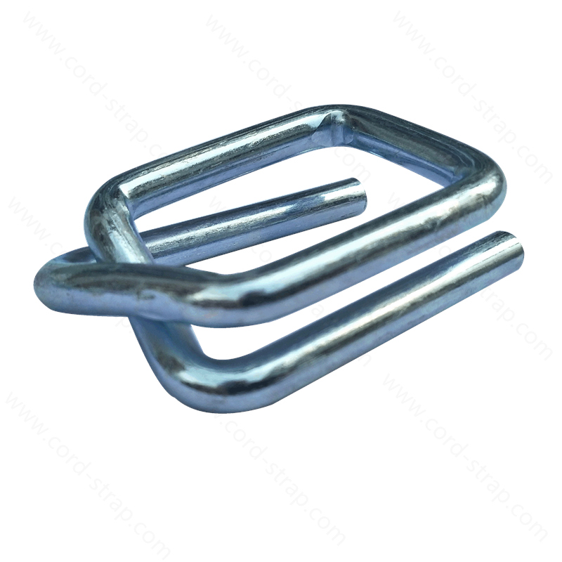 Galvanized Steel Wire Buckles For Strapping - Buy Wire Buckles,Steel ...