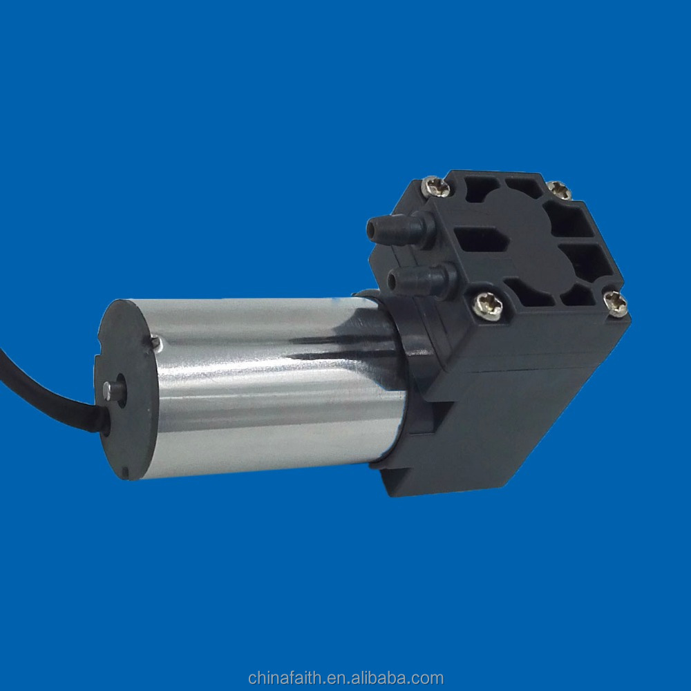 12V or 24V <strong>Electricity</strong> mini above 5L/M DC vacuum pump for sale