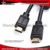 High Speed Gold plated connector 4K cable version1.4 2.0 19+1 or 14+1 cable