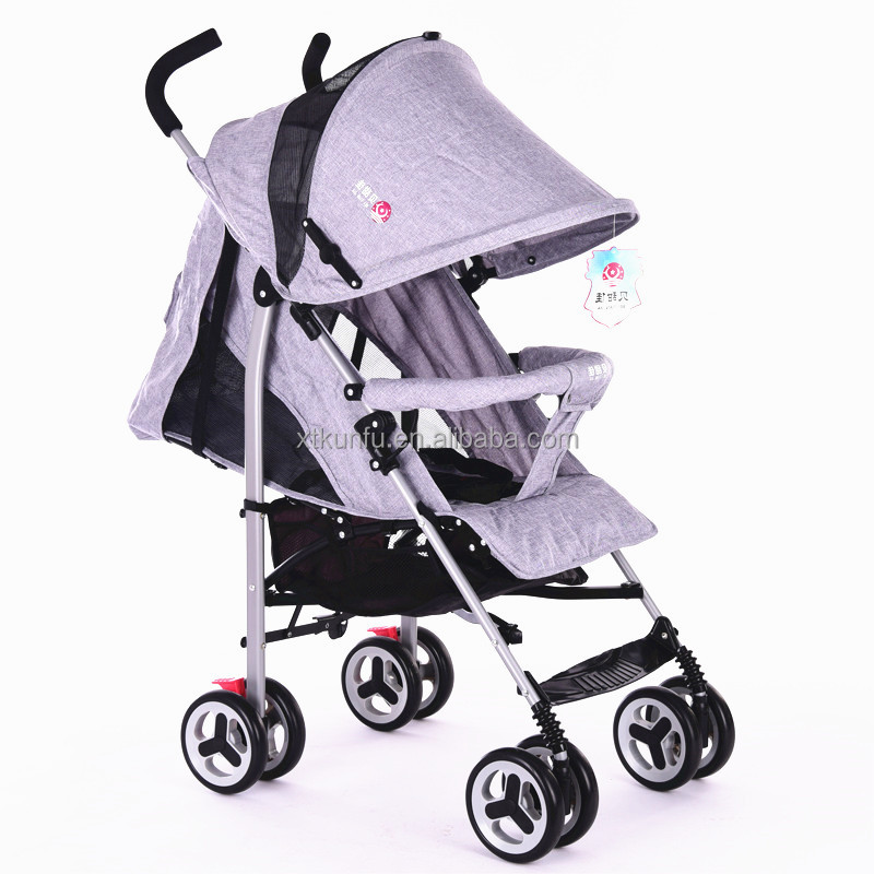 Custom Adjustable Folding 4 in 1 sea baby stroller