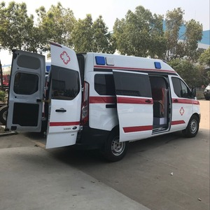 Brand New Ambulance Car For Sale With High Quality Good Price