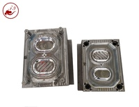 High Quality Durable Plastic Injection Mold Plastic Soap Dish Box Mould