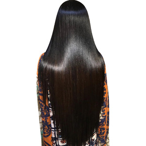 Guangzhou wholesale virgin hair wholesale india remy anna hair,machine made 4 a virgin indian hair factory in chennai