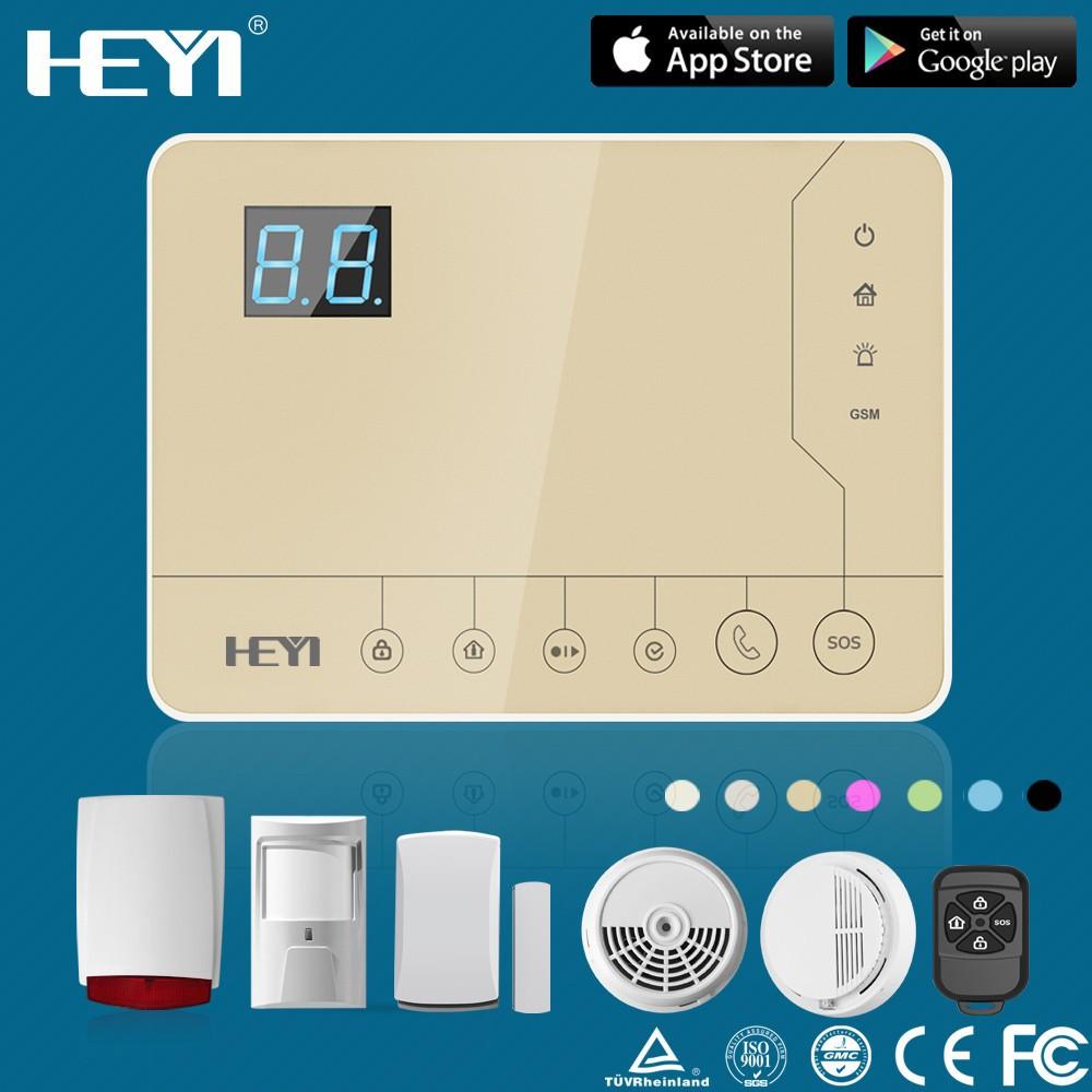 Control de app sistema de alarma gsm seguridad para el - Sistema de alarma gsm ...