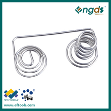 Carbon steel return spring double return spring