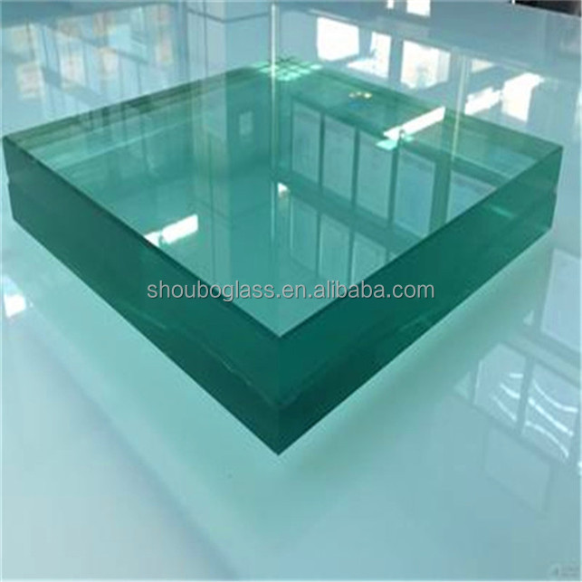 price of glass floor