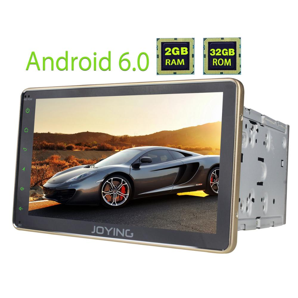Universal 8Inch Wifi Bluetooth Touch Screen Radio Android Double Din With GPS