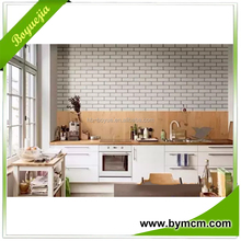 Flexible Lightweight Acid Resistance Fireproof Interior Ceramic Kitchen Wall Tile