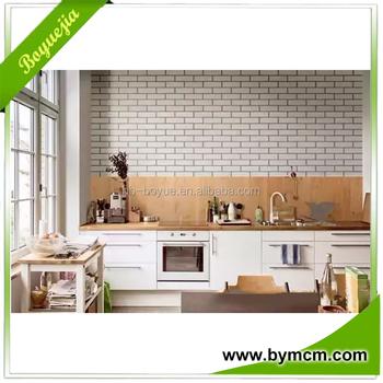 Flexible Lightweight Acid Resistance Fireproof Interior Ceramic Kitchen Wall Tile
