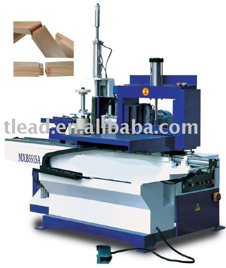 Mxb3515a automatic finger joint shaper con colla spreader ( idraulico )