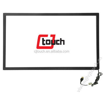 [10-100 inch] Infrarood IR Multi Touch Screen Panel 24 inch raspberry pi touch screen