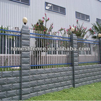 See Larger Image Fashion Design Arts And Crafts Iron Fence For Balcony And Garden Buy Residential Iron Fence Designwrought Iron Fence Designsarts