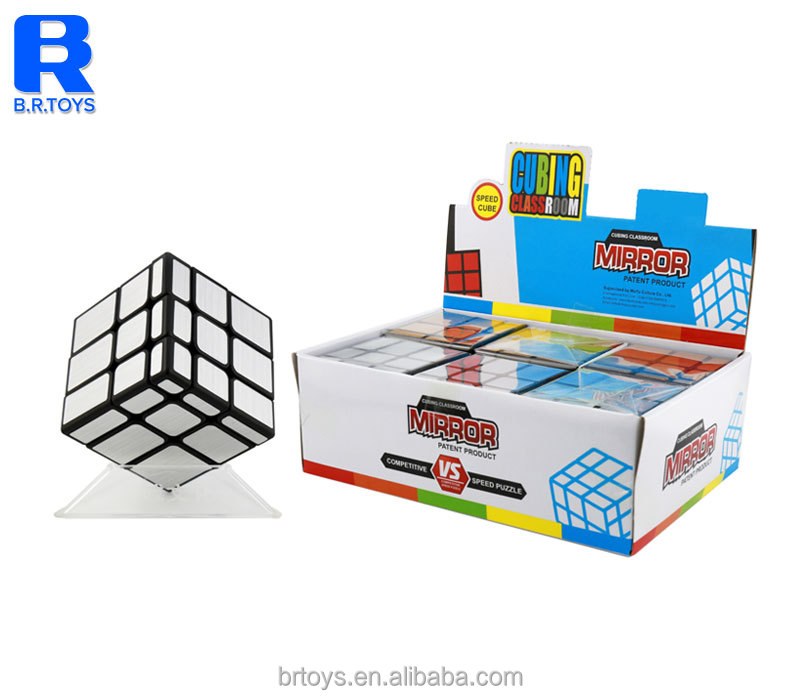 Newest plastic moyu mirror magic cube for sale