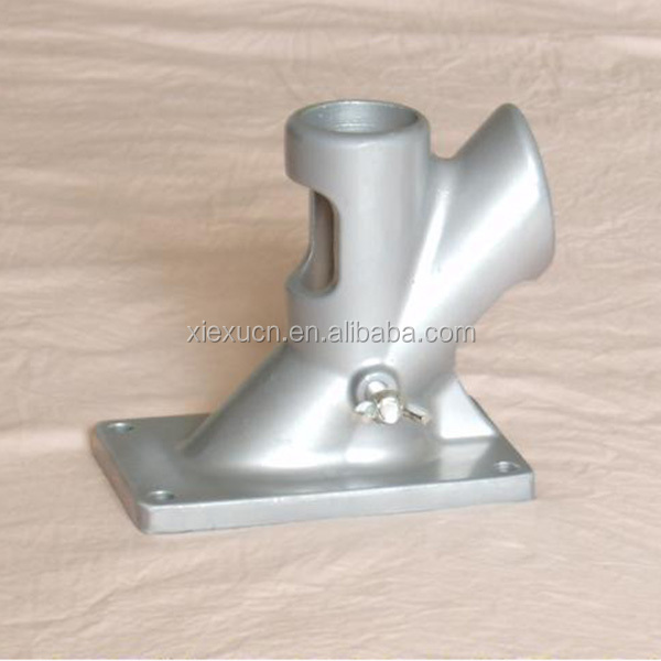 Wall Mounted Adjustable Flag Pole Holder Aluminium Flag Bracket Flagpole BL3