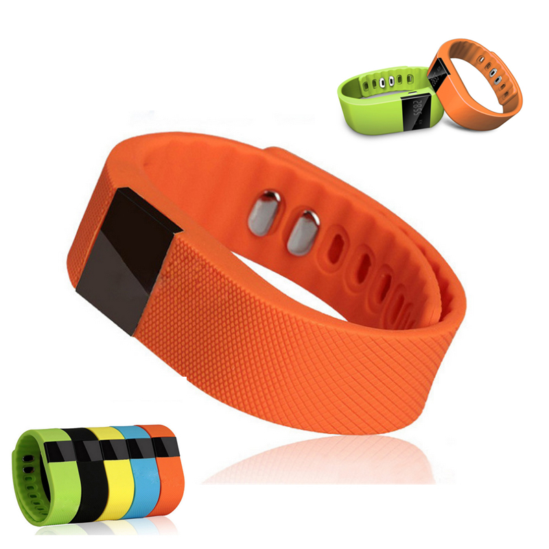 New Fitness Activity Tracker Bluetooth 4.0 Smartband Sport Bracelet Smart Band Wristband Pedometer For IOS Android PK Fitbit