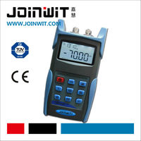 JOINWIT,JW3209,connecting PC via USB cable,optic multimeter,optical power multimeter