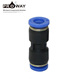 Quick-Acting Coupling For Hot Tub Plastic Pipe Quick Connector Plastic Push Fit Fitting