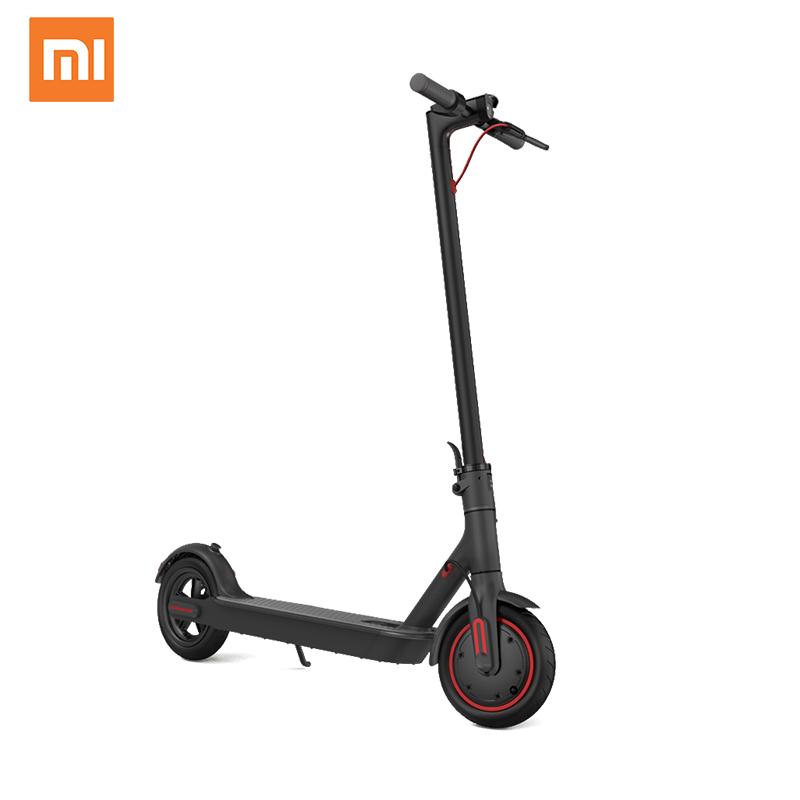 Original Xiaomi Mijia electric scooter M365 Pro 45km Long Mileage Range 300W Foldable Xiaomi Adult Electric Scooter Pro, Black.white