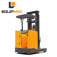 Stand on type 1.5-2.5ton Battery powered Electric reach truck with CE certificate