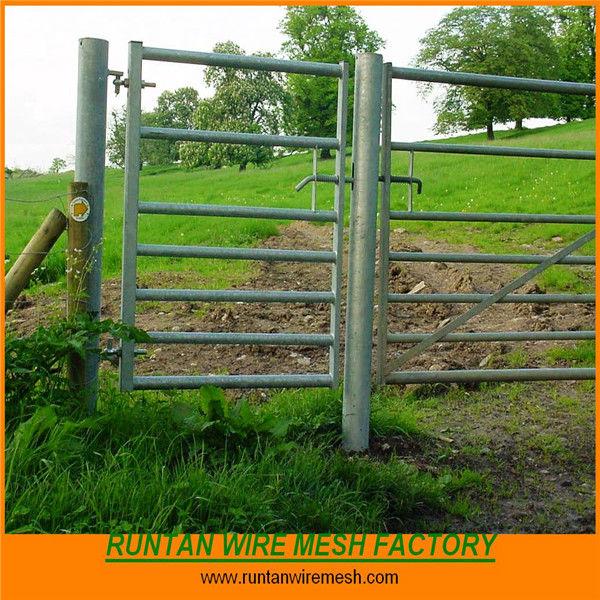 Factory Price Galvanized Farm Field Gate Buy Farm Field