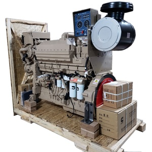250hp-1000hp Cummins KTA19 Marine Diesel Engine