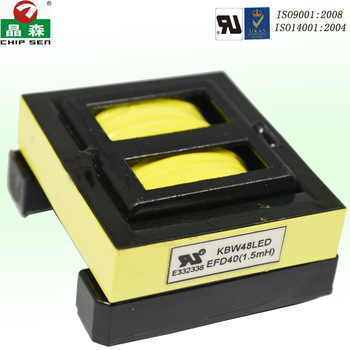 Chipsen high frequency power Transformer 12volt 5A for Led Driver current transformer EE EFD EI EPC customized SMT/PCB mounting