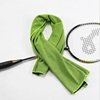 30x80cm 80% Polyester 20% Nylon Running Badminton Hand Ice Cooling Golf Sports Towel Custom Beach Microfiber Yoga GYM Towel