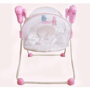 Schommelstoel Elektrisch Baby.Hoge Kwaliteit Baby Elektrische Schommel Bed Elektrische