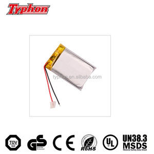 472540 3.7V 500mAh 1.85wh mini rechargeable Li-ion Li-Po Lithium Polymer battery 452540 602540