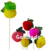 party decoration wood cocktail fruit picks